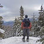 View near Pitchoff Summit South, Pitchoff Mountain