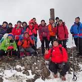 20200223BUNAGATAKE, Mount Bunagatake
