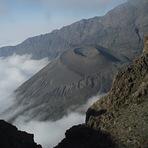 Inner crater, Mount Meru