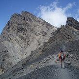 Main peak, Mount Meru