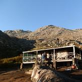 Chisepo Hut, Mulanje Massif