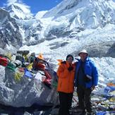 Lionel and Mira Jardine, Mount Everest