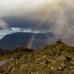 Pot of Gold?, Haystacks (Lake District)