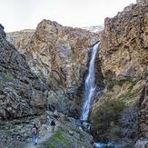 Darabad Waterfall, Tochal