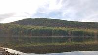 Mt Tom from Whiting Reservoir, Mount Tom (Massachusetts) photo