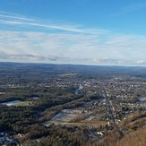 View from Mt Tom summit, Mount Tom (Massachusetts)