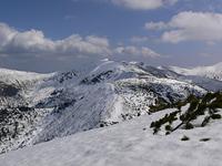 Nadkrstac 2112 m n/v, Vranica photo
