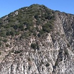 Southeast Face, San Gabriel Peak