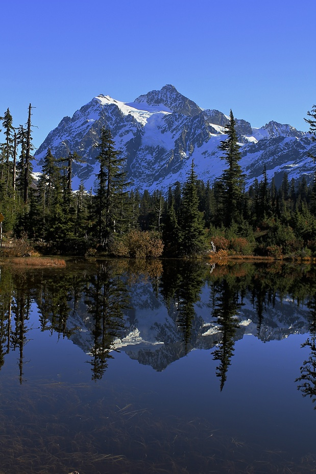 Mount Shuksan weather