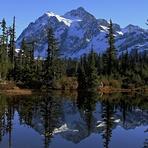 Mt. Shuksan, 9,131 ft., Mount Shuksan