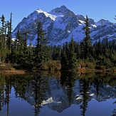 Mt. Shuksan, 9,131 ft., Mount Shuksan