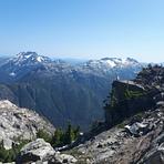 Chillin' near the peak, Mount Myra