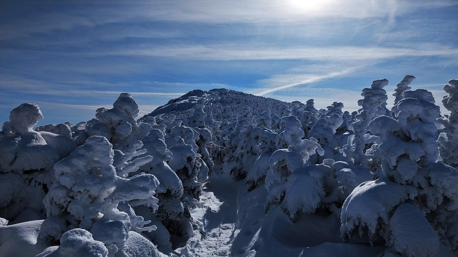 South Twin Mountain (New Hampshire) weather
