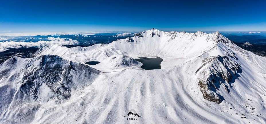 Nevado de Toluca or Xinantecatl