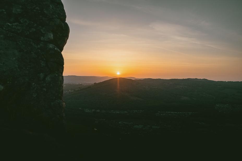 South Wales Sunrise, Garth Mountain, Mynydd y Garth