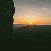 South Wales Sunrise, Garth Mountain, Mynydd y Garth