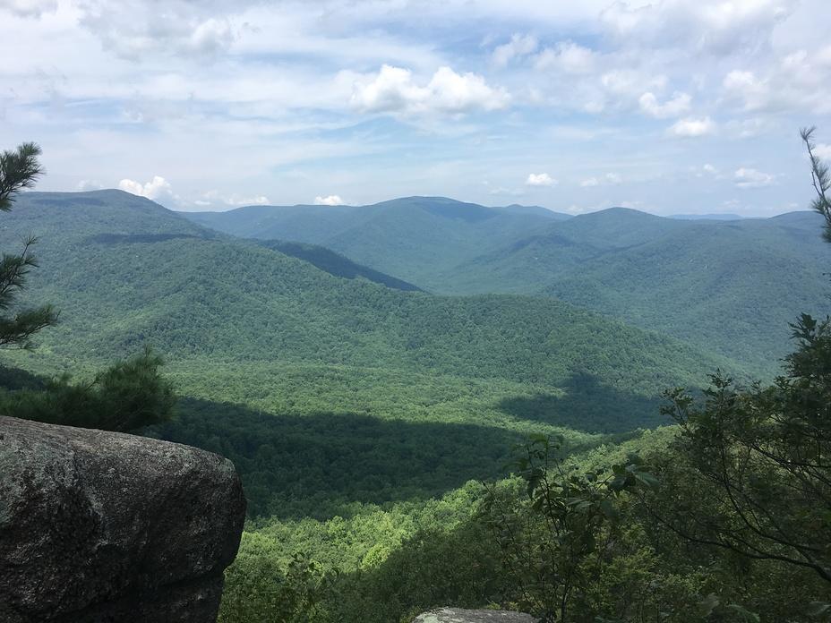 Old Rag Summit, Old Rag Mountain