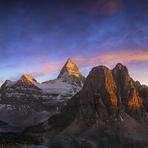 Into the Light, Mount Assiniboine