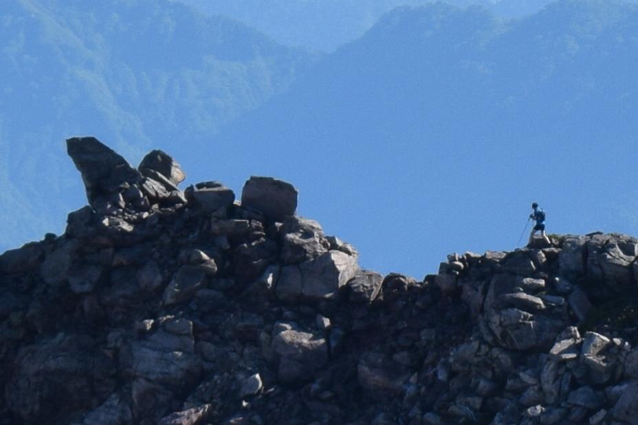 Mount hakusan-kengamine Trail running, Haku-san