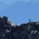 Mount hakusan-kengamine Trail running