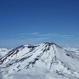 Nevado de Chillán . Volcán Nuevo, Nevados de Chillán