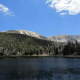 Gorgonio and Jepson from Dry Lake, San Gorgonio