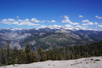 Mt. Starr King from Sentinel Dome, Mount Starr King (California) photo