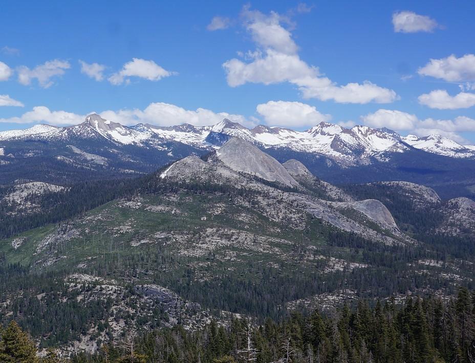 Mount Starr King (California) weather