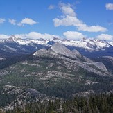 Mt. Starr King from Sentinel Dome, Mount Starr King (California)