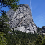 Liberty Cap and Nevada Falls, Liberty Cap (California)