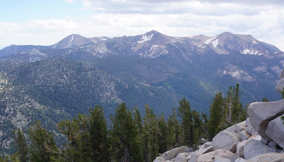 Freel, Job's, and Job's Sister, Freel Peak