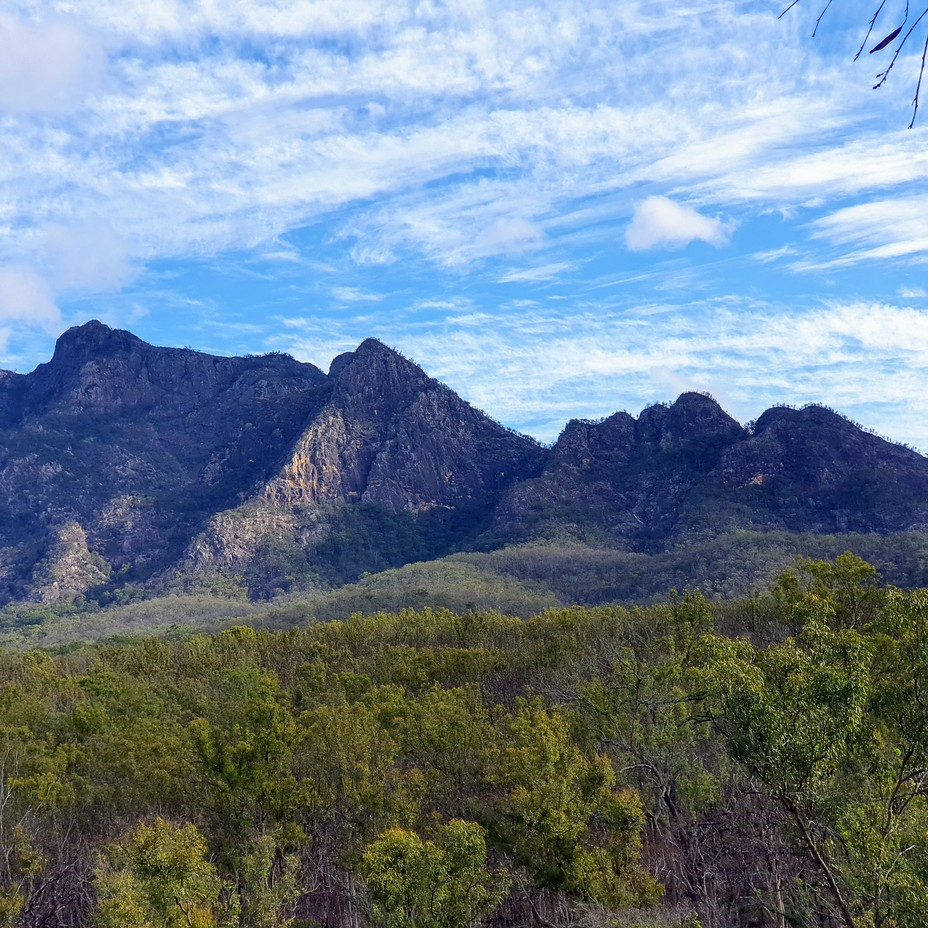 Mt Barney- North Pinnacle, North East Tock, Toms Tum, Mount Barney