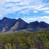 Mt Barney- North Pinnacle, North East Tock, Toms Tum, Mount Barney photo