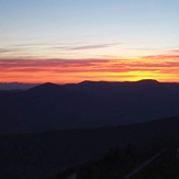 Turo de l'home sunset, Montseny