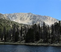 Jepson Peak and Dry Lake photo