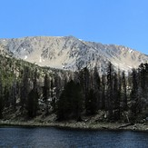 Jepson Peak and Dry Lake