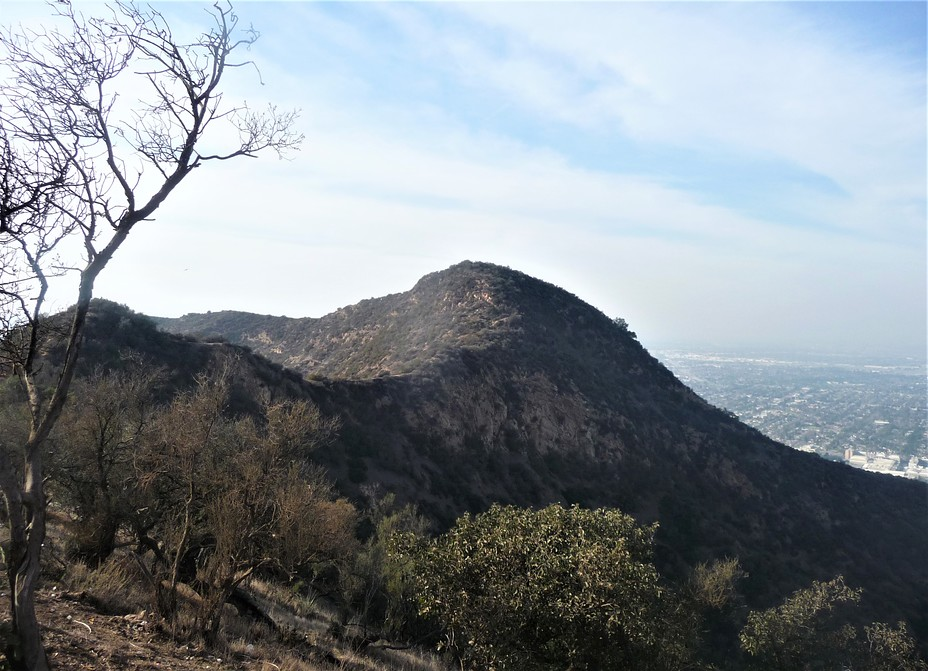 Cahuenga Peak weather