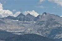 Lyell, Maclure, and Florence, Mount Lyell photo