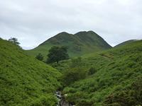 Ard Crags from Rigg Beck photo