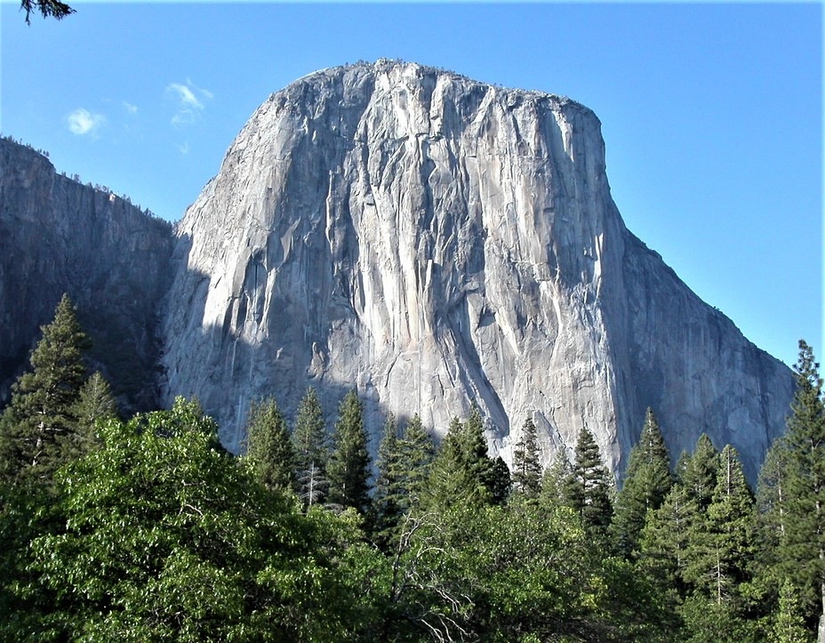 El Capitan weather