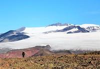 Mount Edziza (from the south) photo