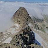 Ridge WSW, Cime du Gélas