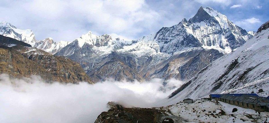 Annapurna Base Camp, Annapurna Sanctuary