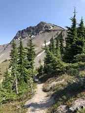 Sentinel Peak - Olympic National Park, Sentinel Peak (Washington) photo