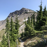 Sentinel Peak - Olympic National Park, Sentinel Peak (Washington)