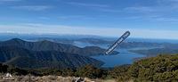 View from Mt Stokes, Mount Stokes (Marlborough Sounds) photo