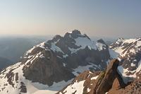 Mt Bate from Thumb Peak, Mount Bate photo