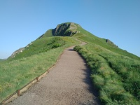 Puy Mary, Cantal, FR photo