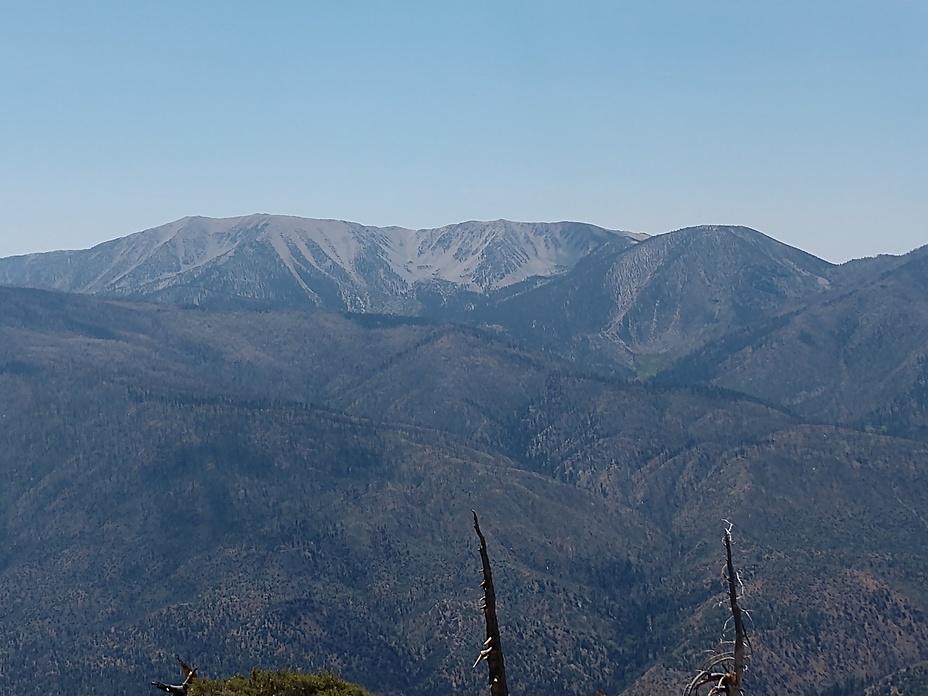 Jepson Peak weather