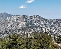 Telegraph Peak, Telegraph Peak (California) photo